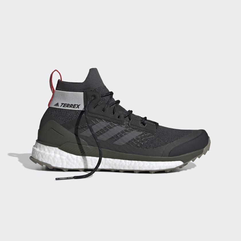 Adidas Terrex Free Hiker Laufschuh / leichter Wanderschuh