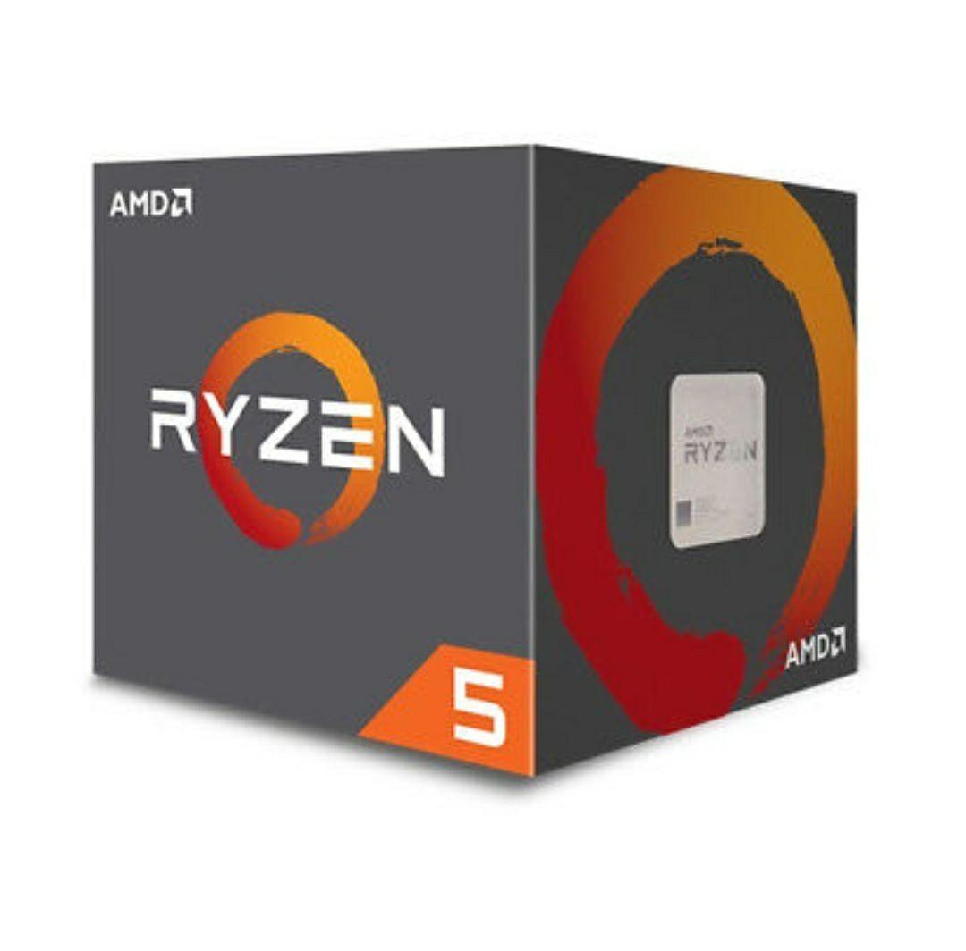 AMD Ryzen R5 1600 (6x 3,2/3,6 GHz) 19MB Sockel AM4 CPU BOX