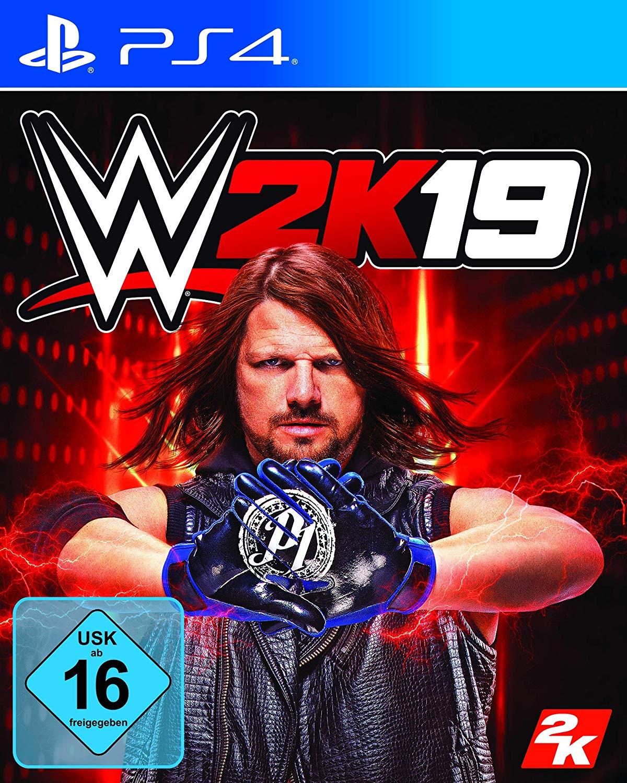 WWE 2K19 für Xbox One & PS4 im Saturn Frankfurt Zeil