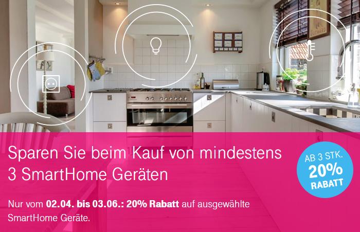 Telekom Smart Home 20% Aktion