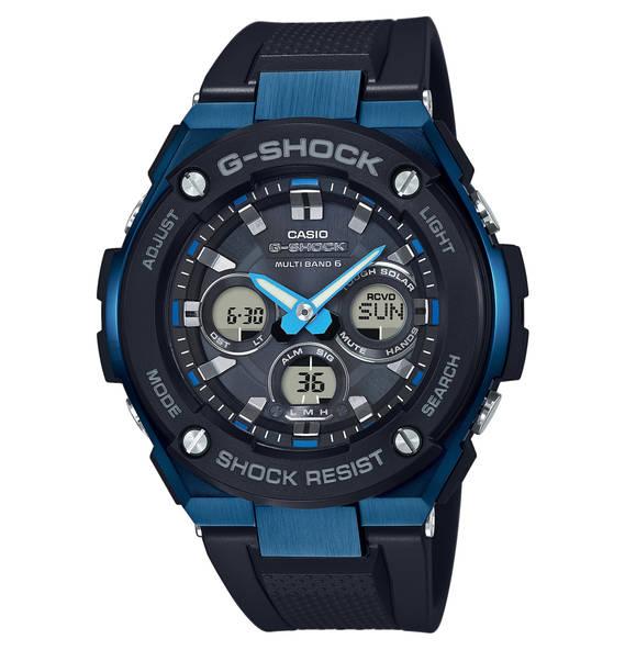 [Galeria] Casio G-Shock GST-W300G-1A2ER  Funk+Solar  mit Vorteilscode + Payback