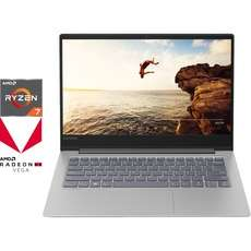 Lenovo Ideapad 530S-14ARR, AMD Ryzen 7 2700U mit 4 x 2.2GHz, 8GB DDR4 (erweiterbar auf 16), 256GB SSD, Windows 10
