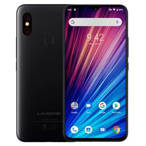[GEARBEST] UMIDIGI F1 PLAY 64GB 4G Android 9.0 Phablet