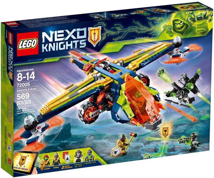 LEGO Angebote [LOKAL - Globus Hockenheim] u.a. Nexo Knights - Aarons Armbrust 72005