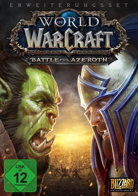 World of Warcraft: Battle for Azeroth Add-On (PC) für 19,99€ (Expert)