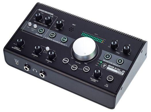 [friendlyhouse.de] Mackie Big Knob Studio, Monitor-Controller & Audiointerface - Bestpreis!