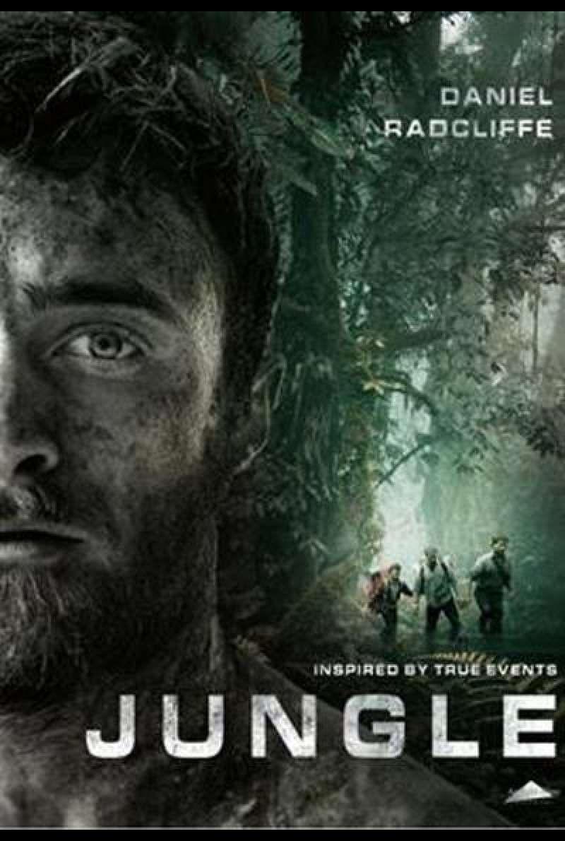 Jungle mit Daniel Radcliffe Digital in HD