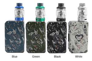 Teslacigs Poker 218 Kit mit Tallica Mini Tank