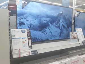 [Real] Lokal in Greifswald im Elisen Park | Sharp Aquos LC-55CFE6242E Fernseher | 55 Zoll | FHD | B-Ware