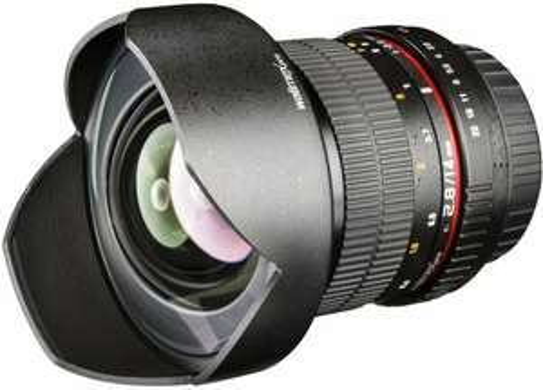 Walimex Pro 14mm 2.8 Objektiv für Nikon F (Amazon)
