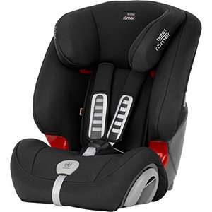 [AMAZON] Britax Römer Evolva 123 Plus Cosmos Black