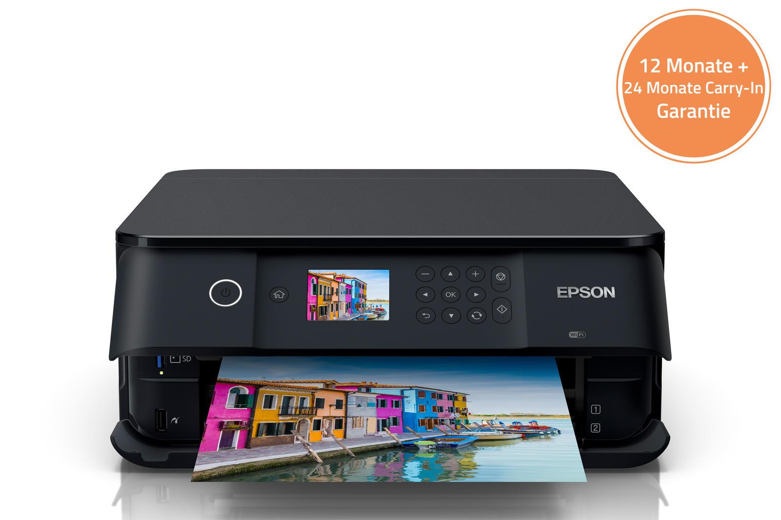 Epson Expression Premium XP-6000 Tintenstrahl-Multifunktionsdrucker