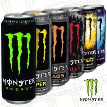 Monster Energy Drink versch. Sorten