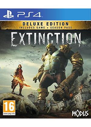 Extinction Deluxe Edition (PS4) für 11,92€ (Base.com)