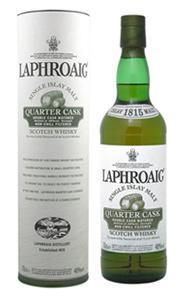 [Offline] Laphroaig Quarter Cask (Single Malt Whisky) für 30€ [evtl. mit Nosing-Glas] @ Real
