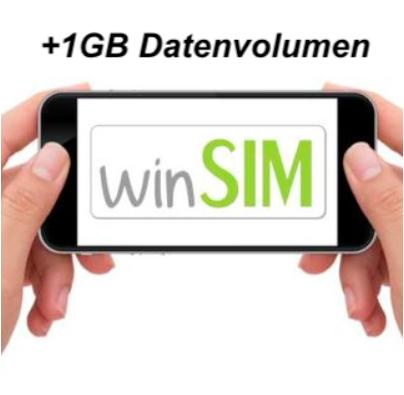 winSIM Weekend-Deal: winSIM LTE All 3GB + 1GB extra für mtl. 7,99€ (Telefonica-Netz, monatlich kündbar, für Neu- & Bestandskunden)