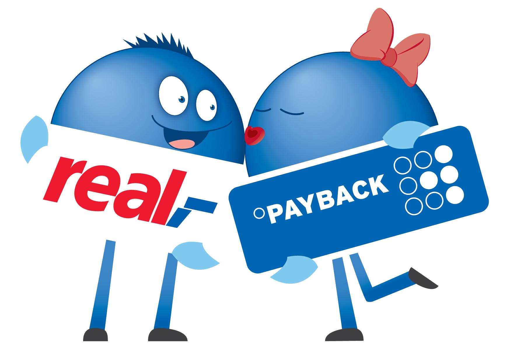 [real] 10-fach Payback Punkte ab 30€ Einkauf von 16.05. bis 17.04. in den Märkten