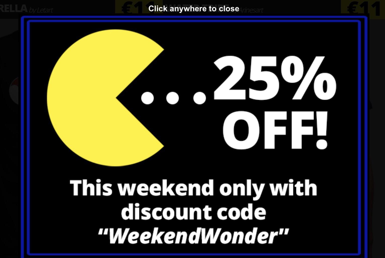 [QWERTEE] 25% Rabatt ab dem Wochenende