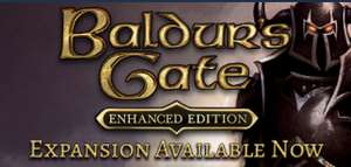 Beamdog-Sale bei Steam z.b. Baldur's Gate: Enhanced Edition & Baldur's Gate II: Enhanced Edition für je 4€