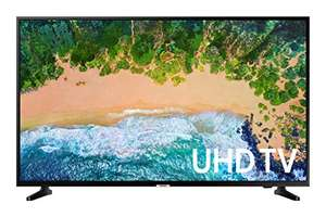"""[AMAZON WHD] Samsung UE55NU7099 55"""" Smart TV (2018, UHD, HDR(+), Triple Tuner) ab Zustand """"Sehr Gut"""" (WHD)"""