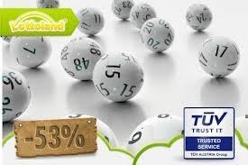 1 Reihe Lotto kostenlos spielen bei Lottoland.com 6/49