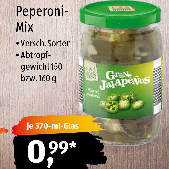 Jalapenos im Glas 0,99€ bei (Aldi Süd)