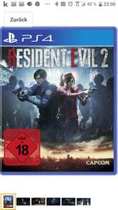 Warehouse Deals Resident Evil 2 PS4 inkl. Strafversand