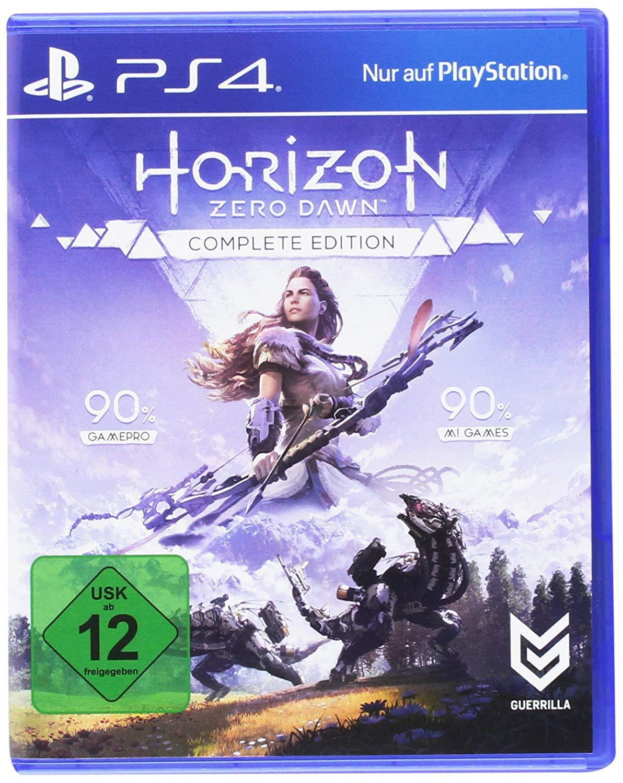 Horizon: Zero Dawn - Complete Edition (PS4) - Deutsche Version (USK)