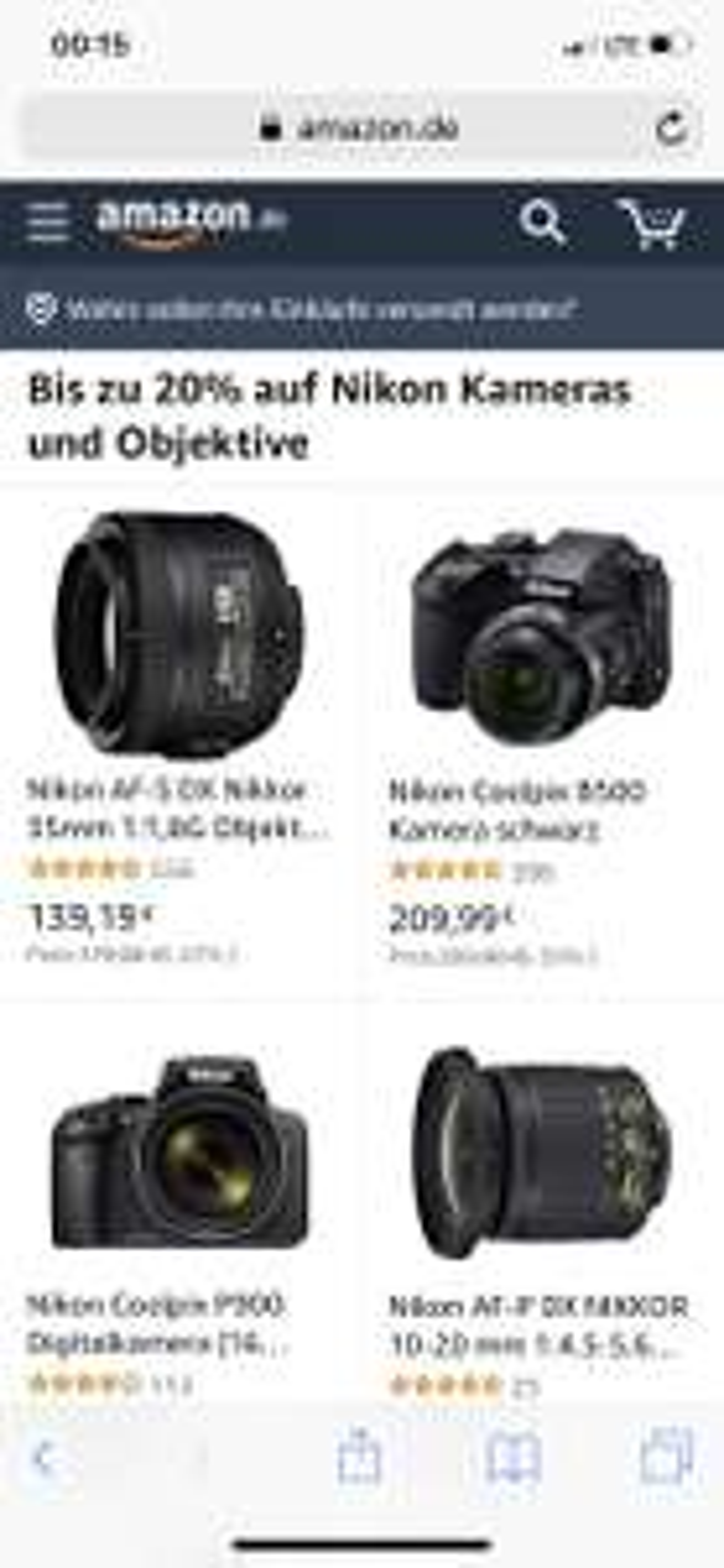 Sammeldeal Nikon