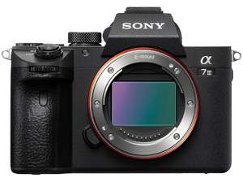 Sony A7 M3 Vollformat Kamera