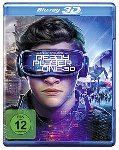Ready Player One 3D (3D Blu-ray) & Tomb Raider (3D Blu-ray) für je 12,97€ (Amazon Prime)