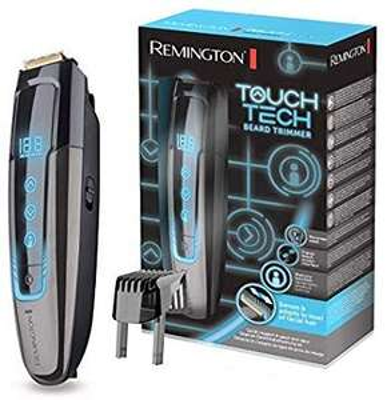 Remington Bartschneider Touch Tech MB4700, digitale TouchScreen-Oberfläche, langlebiger Lithium Akku, 0,4-18mm Längeneinstellung, [Amazon]