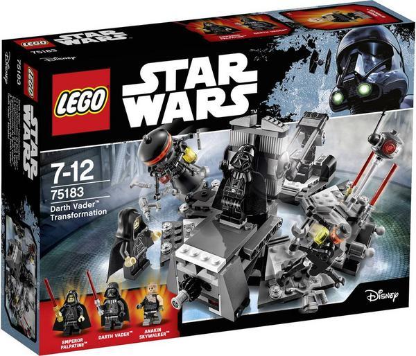 LEGO® 75183 STAR WARS Darth Vader Transformation