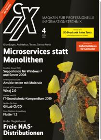 [Heise] iX Magazin 3 Ausgaben (Print oder digital) mit 10€ Amazon-Gutschein oder Raspberry Pi Zero WH für 14,70 €