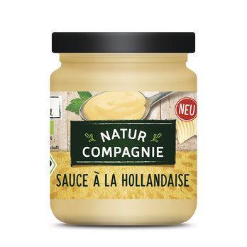 Bio Sauce à la Hollandaise von Natur COMPAGNIE gratis testen [GZG/Coupies]