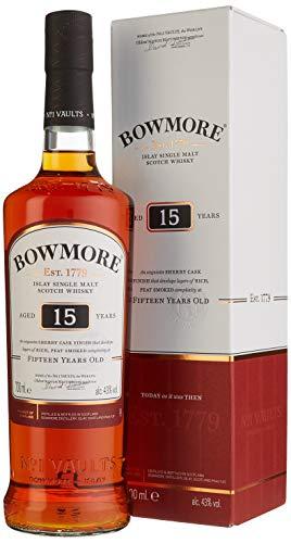 Whisky & Bourbon: Bowmore 15 Jahre 42,99€ / Laphroaig Triple Wood 35,99€ / Elijah Craig Small Batch Bourbon 24,99€ bei [Amazon]