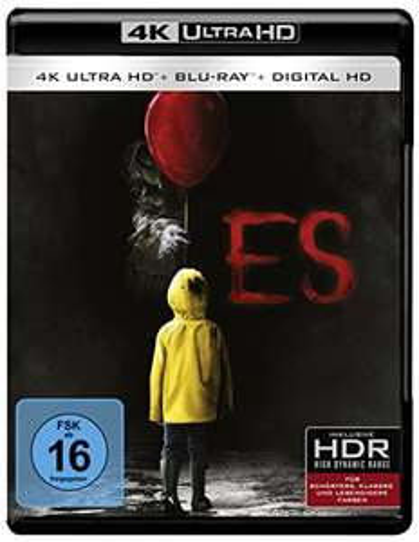 Es 4K (4K UHD + Blu-ray + UV Copy) für 16,97€ (Amazon Prime)