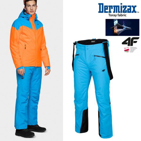 4F - Primaloft Dermizax 20 000 - Herren Skihose (S-3XL)  (Antizyklisch)