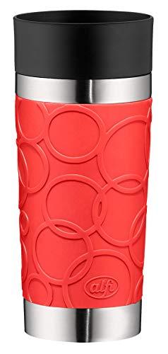 Amazon Plus Produkt alfi Coffee-to-Go Becher isoMug Plus Soft, Edelstahl Feuerrot 0,35 l für 7,49 Euro