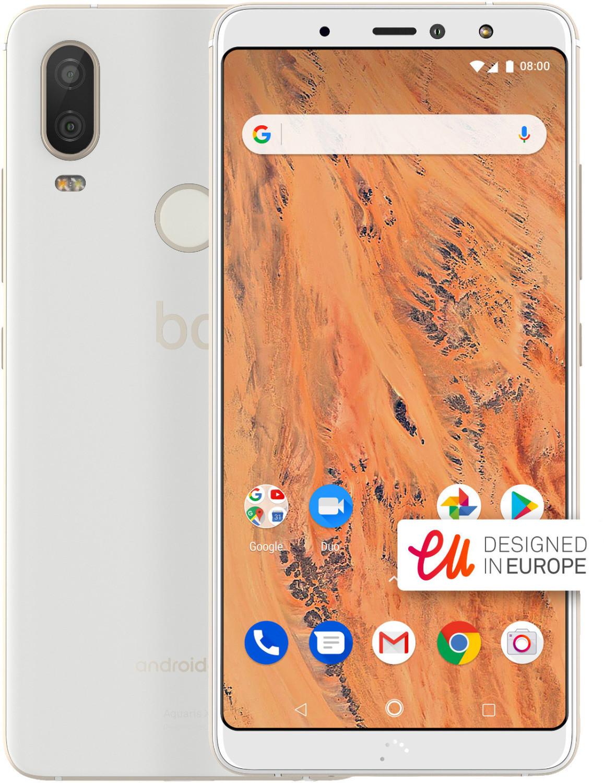 Smartphone-Fieber: z.B. bq Aquaris X2 - 169€ | HTC U12 Life - 179€ | Moto Z3 Play - 199€ | Huawei P Smart blau - 129€ | bq Aquaris C - 99€