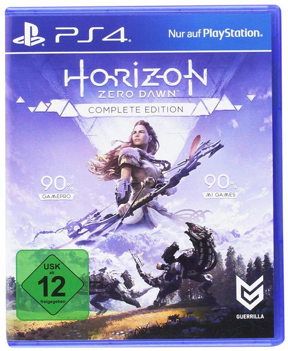 Horizon: Zero Dawn - Complete Edition - [PlayStation 4] USK12-Version auf Disc bei Müller,  lokal