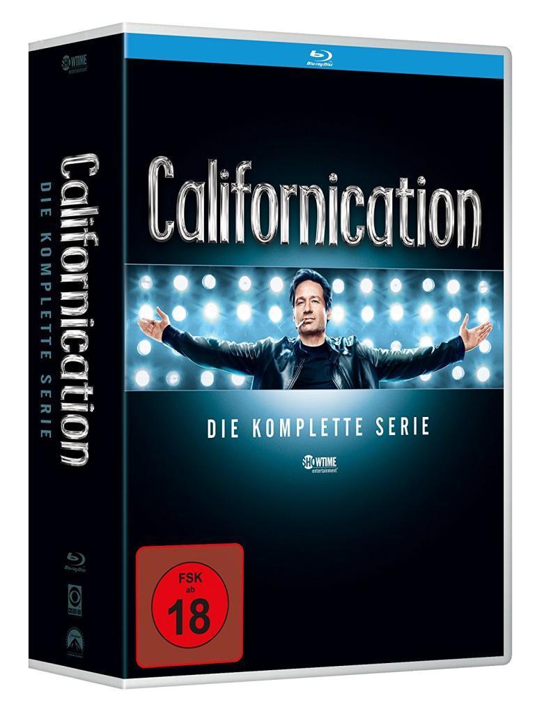 Californication - Die komplette Serie Season 1-7 (Blu-ray) für 34€ versandkostenfrei (Saturn Masterpass)