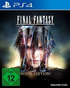 Final Fantasy XV Royal Edition (PS4) für 10€ versandkostenfrei (Saturn)