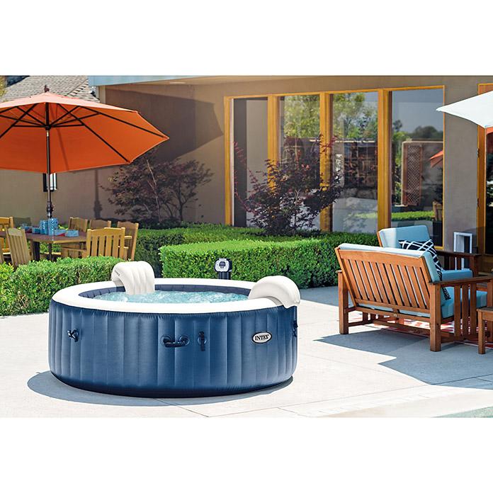Bauhaus Intex Pure Spa Whirlpool 77