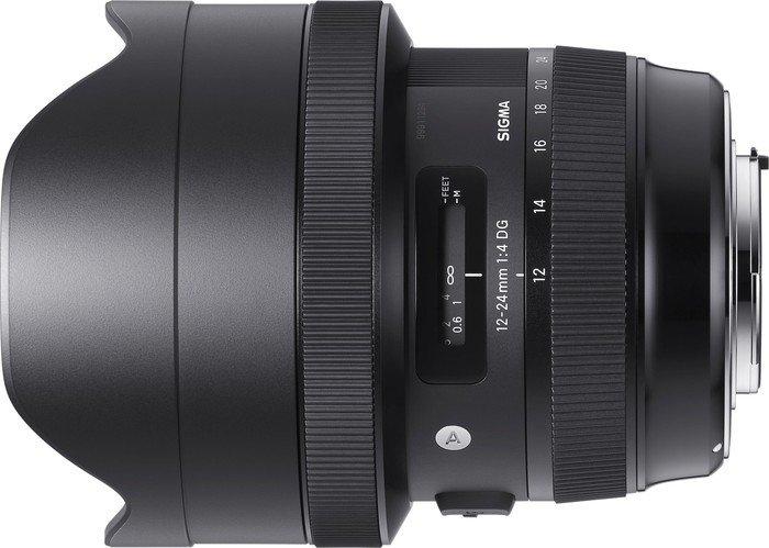 [amazon.fr WHD] WIEDER DA: Sigma Art AF 12-24mm 4.0 DG HSM für Canon EF Zustand: SEHR GUT