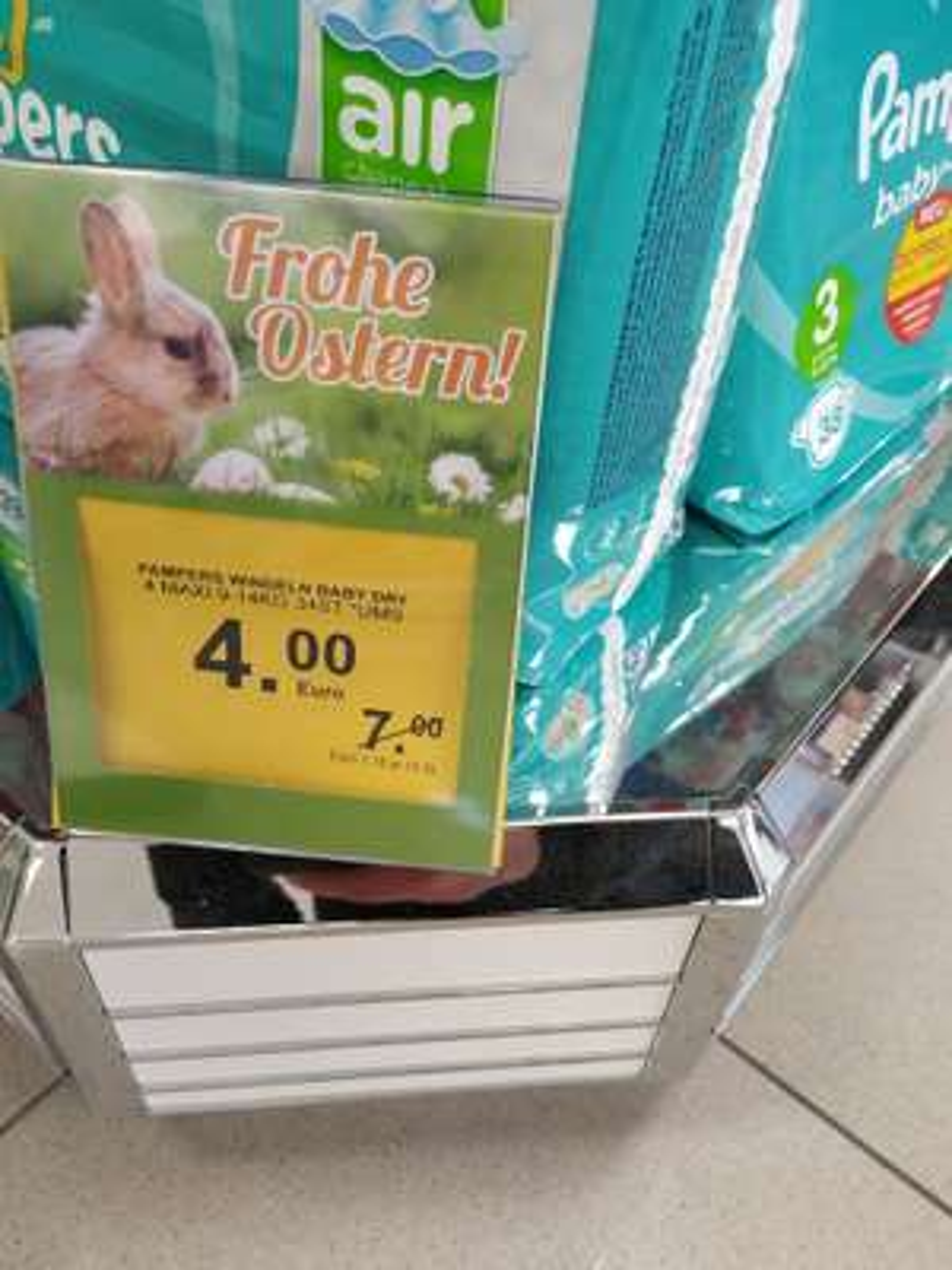 Müller (Bad Hersfeld) evtl ganz Deutschland . pampers Baby dry windeln größe 4 (evtl auch andere Größen)