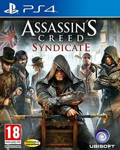 Assassin's Creed Syndicate (PS4) für 13,82€ (Amazon ES)