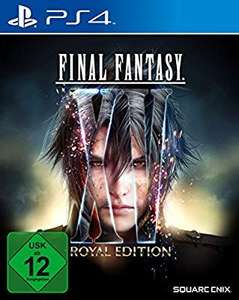 Final Fantasy XV Royal Edition (PS4) [Amazon Prime]