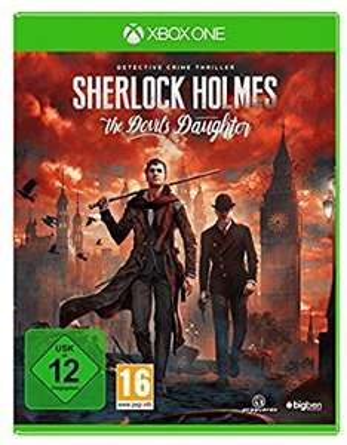 Sherlock Holmes: The Devil's Daughter (Xbox One) [Amazon Marketplace]