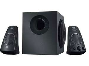 Logitech Speaker System; Black 980-000404 (UK-Version)